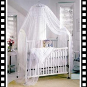 Nsstar Baby Mosquito Net Baby Toddler Bed Crib Canopy Netting
