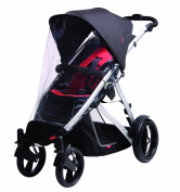 phil & teds Stormy Weather Cover for Verve Single Stroller