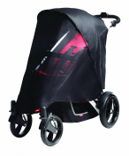 phil & teds UV Mesh Cover for Verve Double Stroller