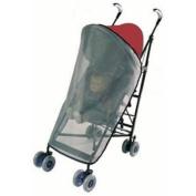Sashas MiaModa Facile and Sportivo Single Stroller Sun, Wind and Insect Cover
