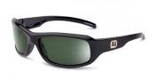 Dirty Dog 52766 Black Fudge Wrap Sunglasses Polarised