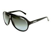 Carrera carrera38 807 Black Carrera 38 Aviator Sunglasses