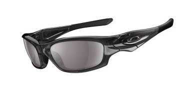oakley mens straight jacket iridium  oakley straight jacket (asian fit) sunglasses grey smoke / slate iridium
