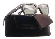 Tom Ford Snowdon FT0237 Sunglasses - 52N Havana (Grey Green Lens) - 50mm
