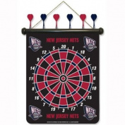 New Jersey Nets Magnetic Dartboard