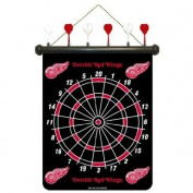 Rico Detroit Red Wings Magnetic Dart Board