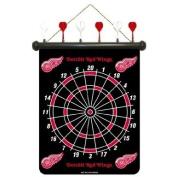 Rico Detroit Red Wings Magnetic Dart Board