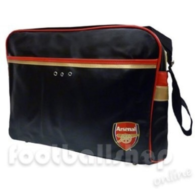 Arsenal Fc Leather Football Laptop Bag Official Computer Accessories By Linenideas Shop Online