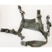 New ACH 4 Points Chin Strap with Bolts and Screws