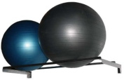 Storage Rack, Exercise Ball, Wall-mount, Stainless Steel