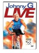 Mad Dogg Athletics Spinning Johnny G LIVE DVD