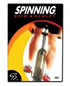 Mad Dogg Athletics Spinning Spin and Sculpt DVD