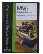 Peak Pilates® Mve® Definition Reformer Workout DVD