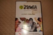 Zumba Fitness Dvd Set