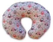 Boppy Pillow with Cotton Blend Slipcover - Owls 2200442K