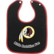 Washington Redskins Two-Toned Snap Baby Bib