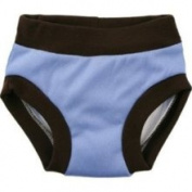Blueberry Training Pants, Blue,