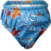 Finis Boys Swim Nappy in Octopus Size