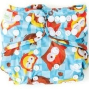Bumkins One Size Nappy Cover - Owl