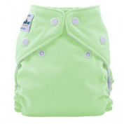 FuzziBunz Perfect Size Cloth Nappy - Extra Small 1.81-5.44kg - Mint