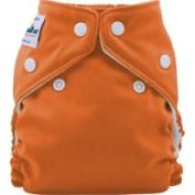 FuzziBunz Perfect Size Cloth Nappy - Small 3.18-8.16kg - Kumquat