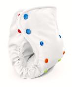 BabyKicks Basic Cloth Nappy Snap Closure