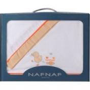 Naf-Naf Cradle/ Stroller Sheet Set