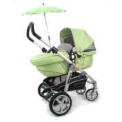 Stroll-Air Zoom Stroller Green