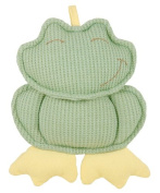 "Dandelion 12200 Organic Frog Rattle - 6"" Soft Rattles & Teethers"
