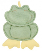 "Dandelion 12200 Organic Frog Rattle - 6"" Soft Rattles & Teethers"