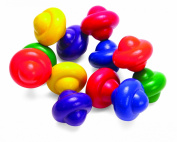 Manhattan Toy Beads Wood Rattle - Orbit 210680