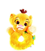 Posh Paws International 20111 Disney's Simba Ring Rattle