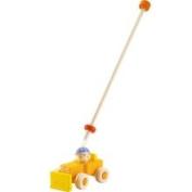 Sevi Push Along Toy, Bulldozer