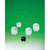 Flensted Mobiles Nursery Mobiles, Sheep Mobile
