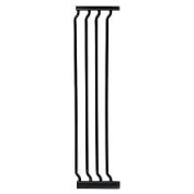 Dream Baby 26.7cm Tall Gate Extension - Black