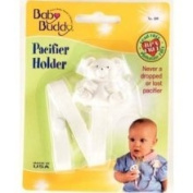 Baby Buddy Bear Pacifier Holder Colour