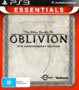 The Elder Scrolls IV Oblivion 5th Anniversary Edition