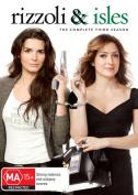 Rizzoli and Isles: Season 3  [3 Discs] [Region 4]