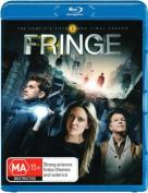 Fringe [Region B] [Blu-ray]