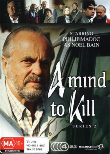 A Mind To Kill: Series 2 [Region 4]