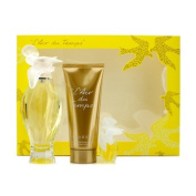 L'air Du Temps Eau de Toilette 100ml and Body Lotion 100mland Eau De Toilette 10ml Gift Set for Her