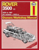 Rover 3500 Owners Workshop Manual