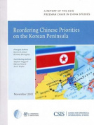 Reordering Chinese Priorities on the Korean Peninsula