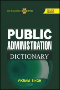 Public Administration Dictionary