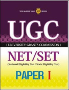 UGC Net/Set Paper 1