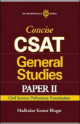 Concise CSAT General Studies Paper II
