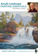 Acrylic Landscape Painting Essentials with Johannes Vloothuis