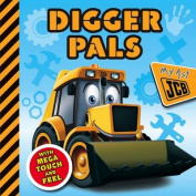 Digger Pals (First Touch and Feel JCB) [Board book]