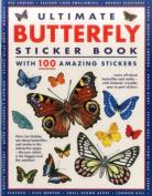 Ultimate Butterfly Sticker Book