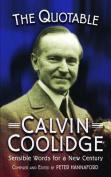 Quotable Calvin Coolidge